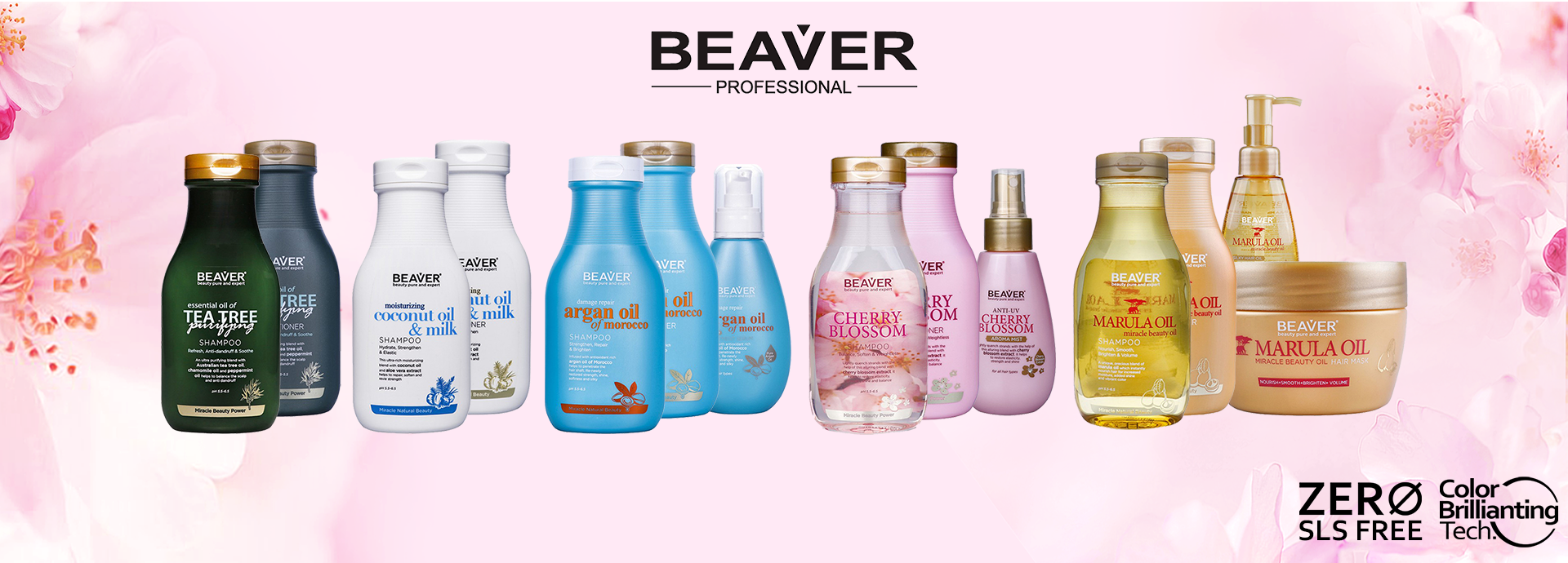 Beaver Miracle Natural Beauty Free SLS