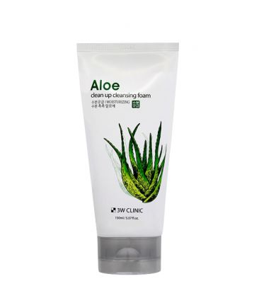 Aloe Clean Up Cleansing Foam