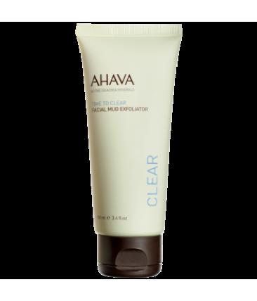 Грязевой пилинг для лица Ahava