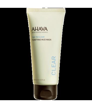 Очищающая грязевая маска Ahava