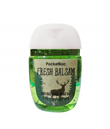 Антибактериальный гель  FRESH BALSAM