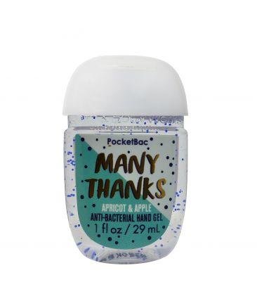 Антибактериальный гель  MANY THANKS