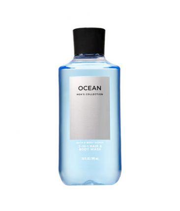 Шампунь + гель для душа OCEAN