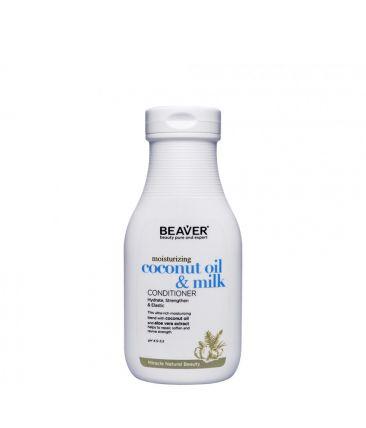 Разглаживающий кондиционер с кокосовым маслом
