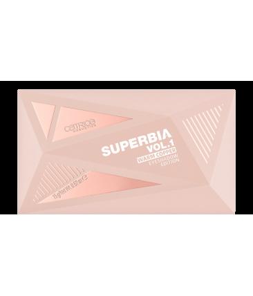 Superbia Vol. 1 Warm Copper Eyeshadow Edition