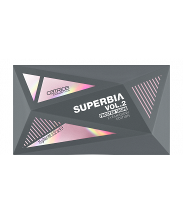 Superbia Vol. 2 Frosted Taupe Eyeshadow Edition