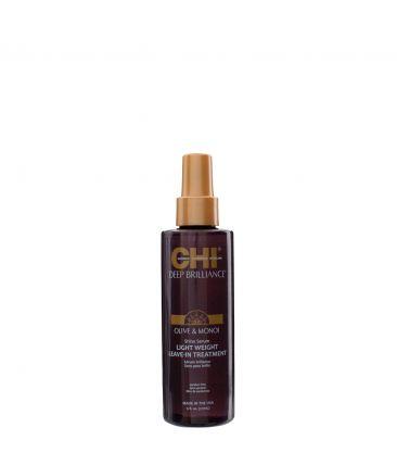 Шелк для блеска волос с комплексом масел оливы и монои