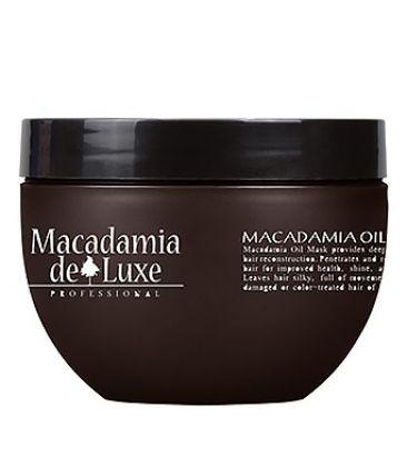 Маска питательная с маслом макадамии