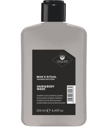 Ревіталізуючий шампунь-гель для волосся і тіла