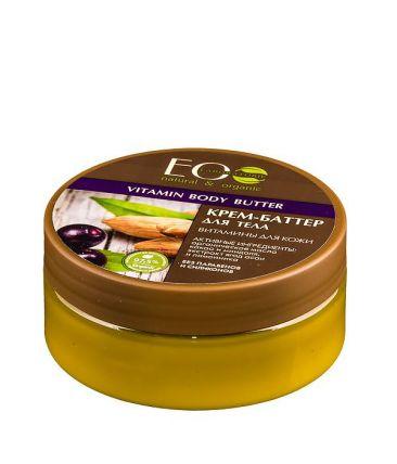 Крем-Баттер для тела Витамины для кожи