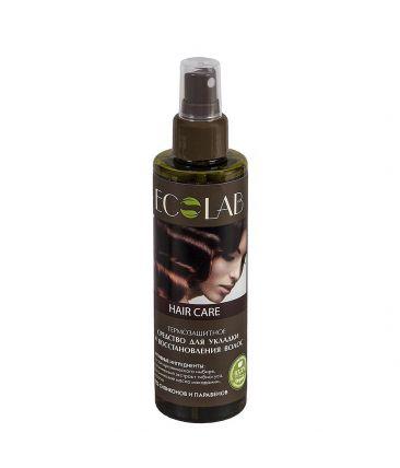 Средство-спрей для укладки и восстановления волос