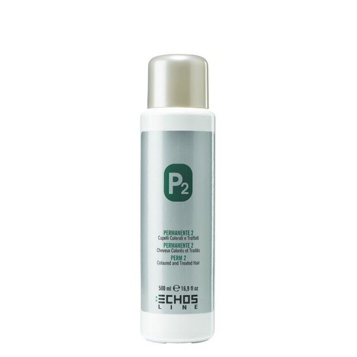 Завивка P2 для нормальных волос
