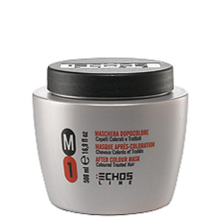 Маска М1 для окрашенных и поврежденных волос