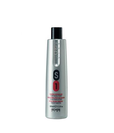 Шампунь S1 для окрашенных и поврежденных волос