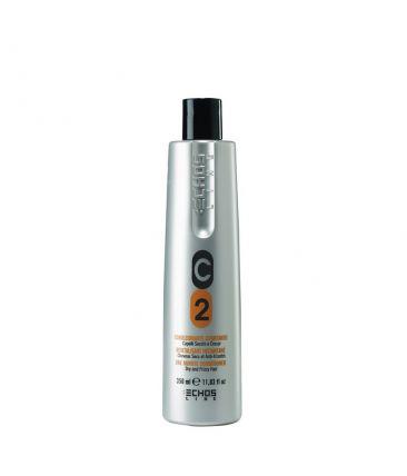 Кондиционер С2 для сухих и кучерявых волос