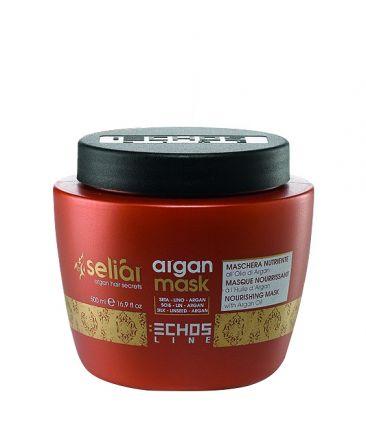 Маска питательная с аргановым маслом