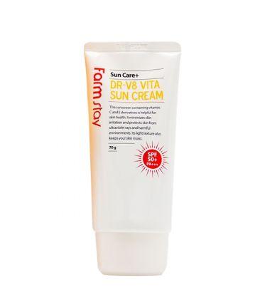 DR-V8 Vita Sun Cream