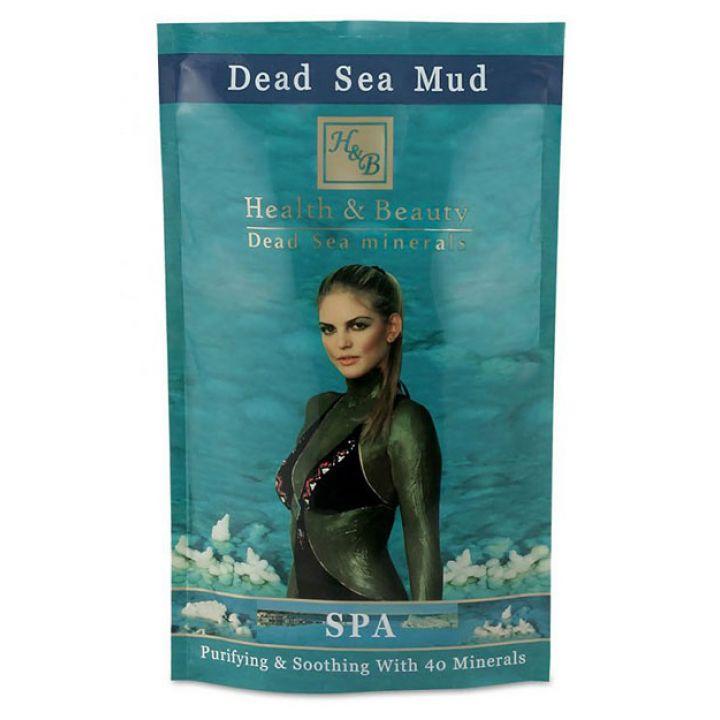 Средство по уходу за кожей на основе природной грязи Мертвого моря