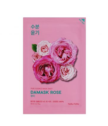 Damask Rose Pure Essence Mask