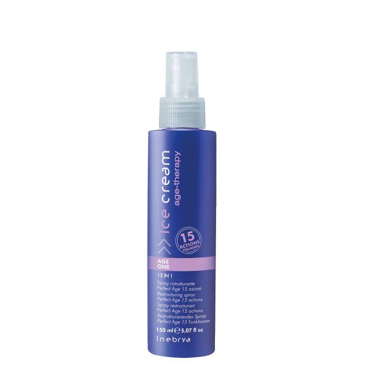 Восстанавливающий идеальный спрей 15в1 для зрелых и пористых волос