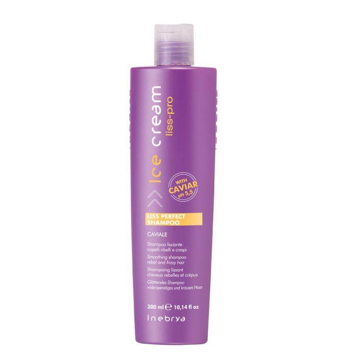 Разглаживающий шампунь для жестких и непослушных волос