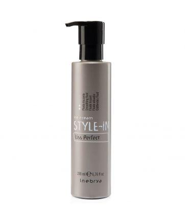 Выпрямляющий волосы флюид
