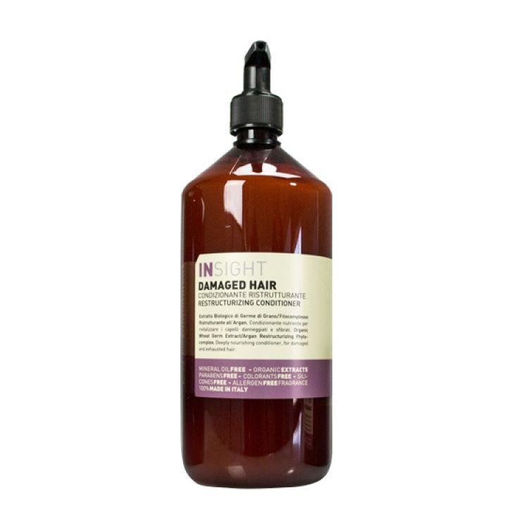 Кондиционер для восстановления поврежденных волос