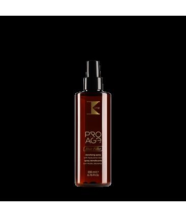 Уплотняющий спрей для наполнения волос еффект Ботокс