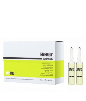 Энергетический лосьон против выпадения волос
