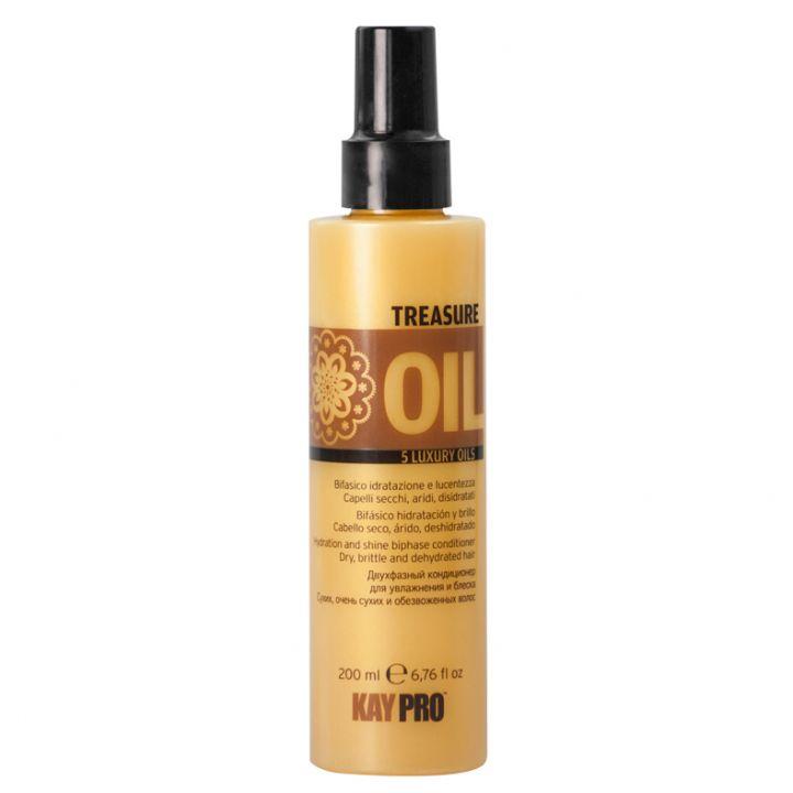 Двухфазный спрей Драгоценное масло