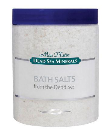 Натуральная соль Мертвого моря