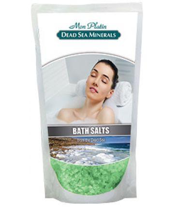Натуральная соль Мертвого моря (ЗЕЛЕНАЯ)
