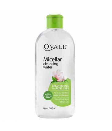 Мицеллярная вода для очищения проблемной кожи