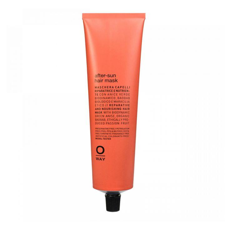 Солнцезащитная маска для волос