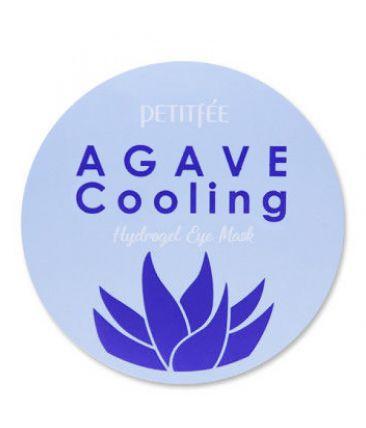 Agave Cooling Hydrogel Eye Mask