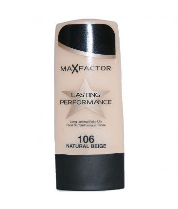 Lasting Performance № 106 natural beige / розово - бежевый