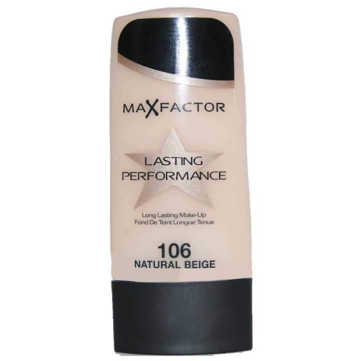 Lasting Performance № 106 natural beige / розово - бежевый