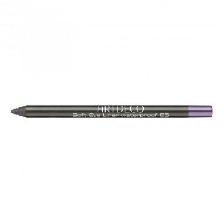 Карандаш Для Глаз ArtDeco Soft Eye Liner Waterproof № 85 Damask violet / Дамасский фиолетовый