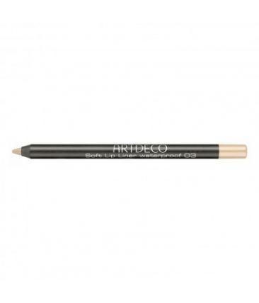 Карандаш Для Губ ArtDeco Soft Lip Liner Waterproof № 03  Natural Lip corrector / Натуральный корректор губ