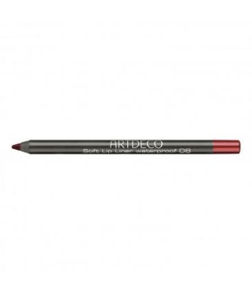 Карандаш Для Губ ArtDeco Soft Lip Liner Waterproof № 08 Medium cadmium red /  Средне - красный кадмий