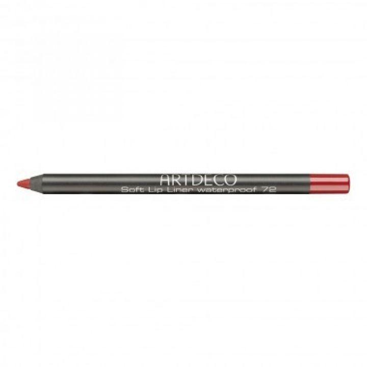 Карандаш Для Губ ArtDeco Soft Lip Liner Waterproof № 72 Orange tulip