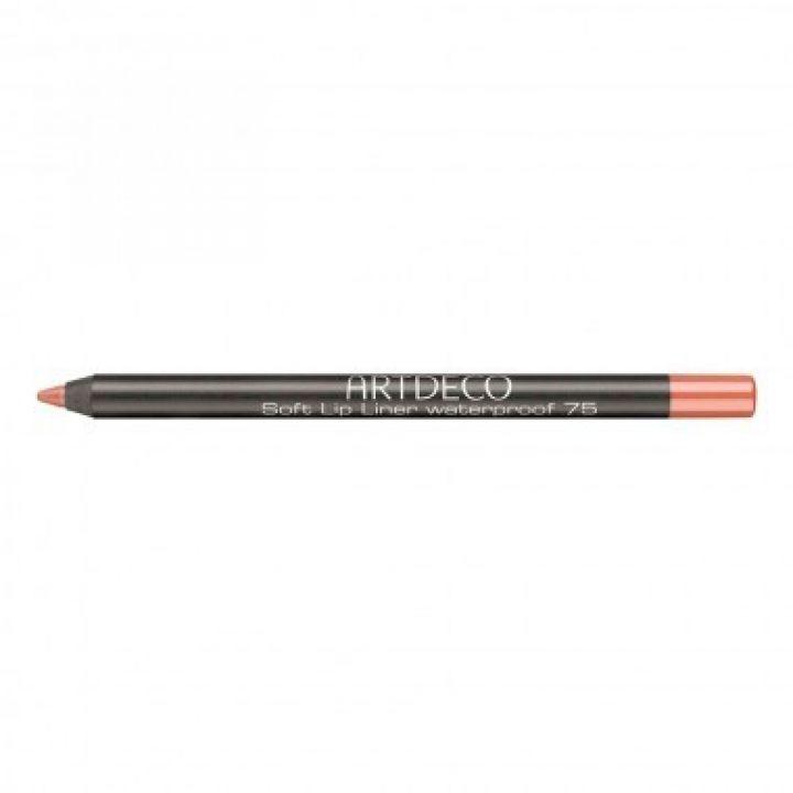 Карандаш Для Губ ArtDeco Soft Lip Liner Waterproof № 75 Light tulip / Светлый тюльпан