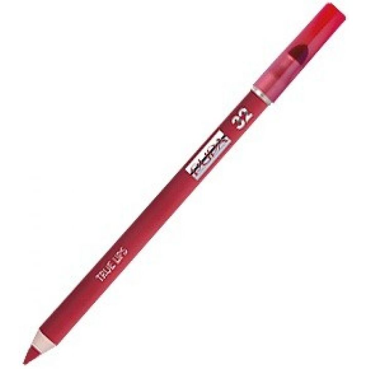 Карандаш для губ PUPA True Lips № 32 Strawberry red / Красная клубника