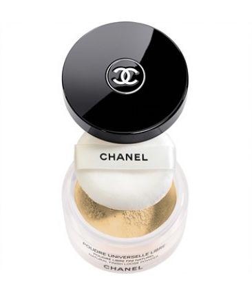 Пудра Chanel Poudre Universelle Libre № 30 Naturel - Translucent / Натуральный Полупрозрачный