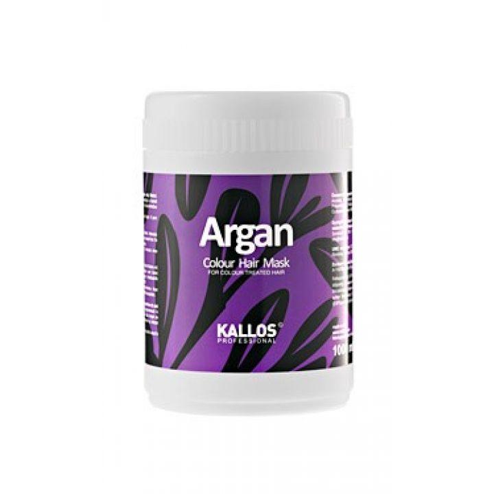 Маска Kallos Argan / С аргановым маслом