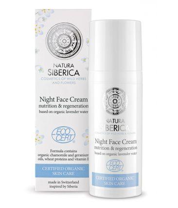 Natura Siberica Natural&Organic Ночной крем для лица