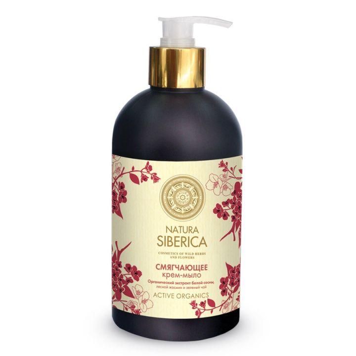 Natura Siberica Natural&Organic Крем-мыло смягчающее
