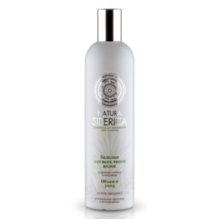Natura Siberica Natural&Organic Бальзам для всех типов волос