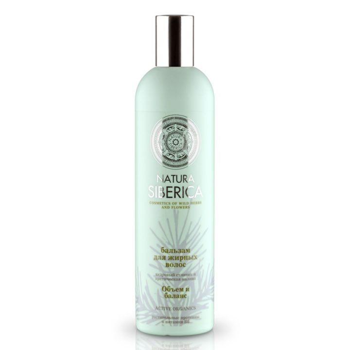 Natura Siberica Natural&Organic Бальзам для жирных волос