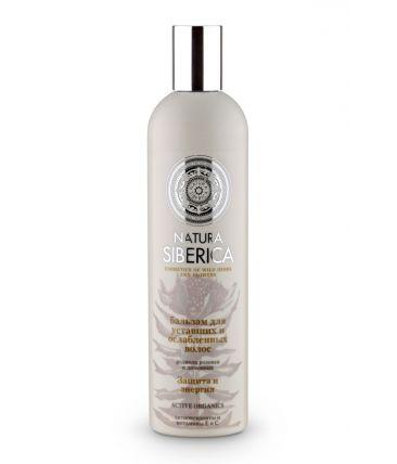 Natura Siberica Natural&Organic Бальзам для уставших и ослабленных волос